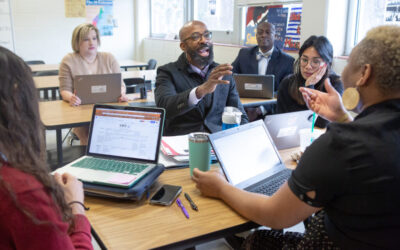 To Reflect and Connect: Social and Emotional Learning for Students and Adults